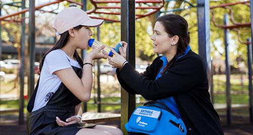 Asthma Sports